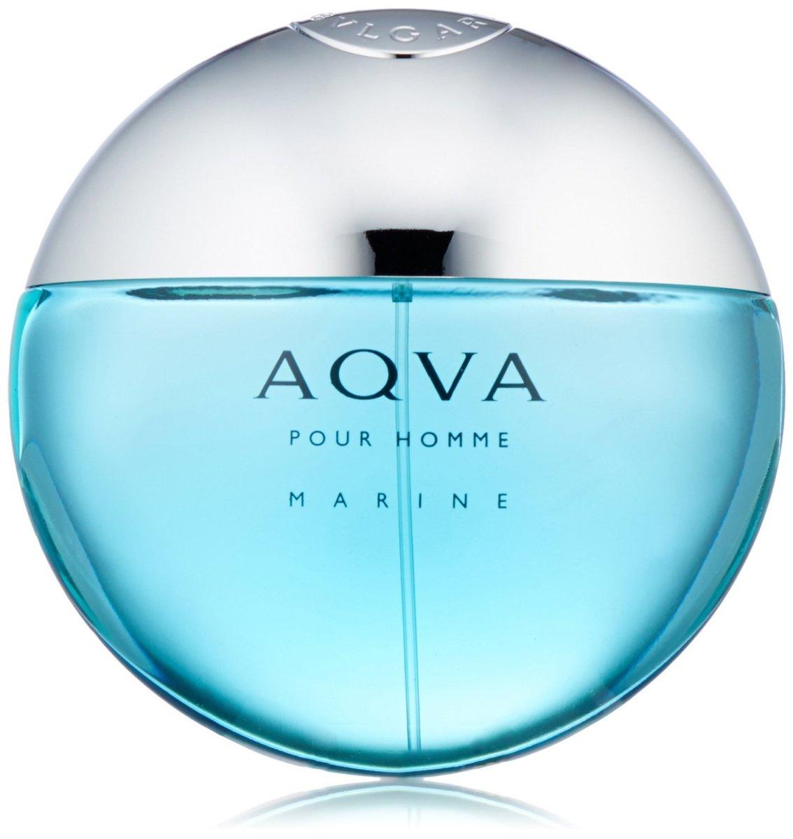 Colonia del mes: Aqva Pour Homme Marine Bvlgari