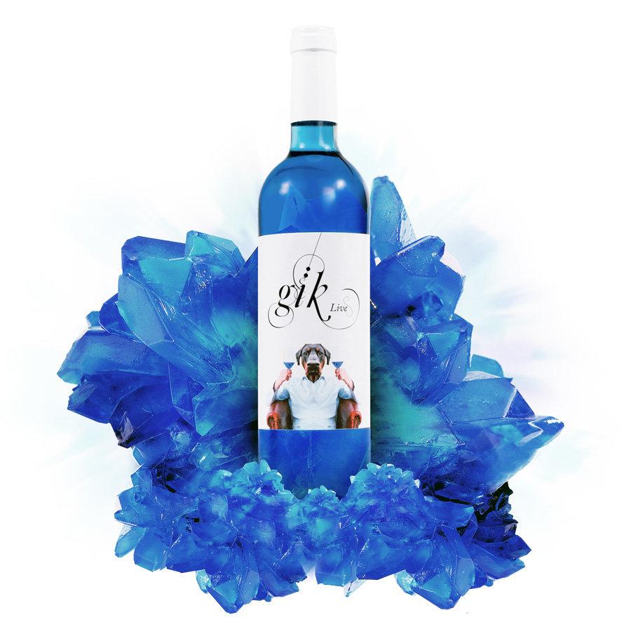 gik vino azul